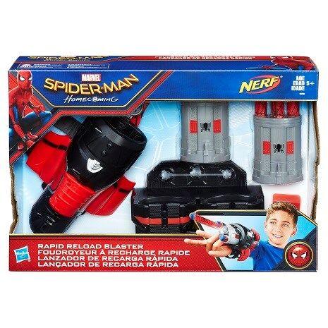 Spiderman Feature Blaster