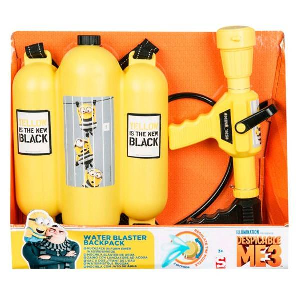 Kätyrit Water Blaster Reppu