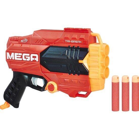 Nerf Mega Tri-Break Blaster
