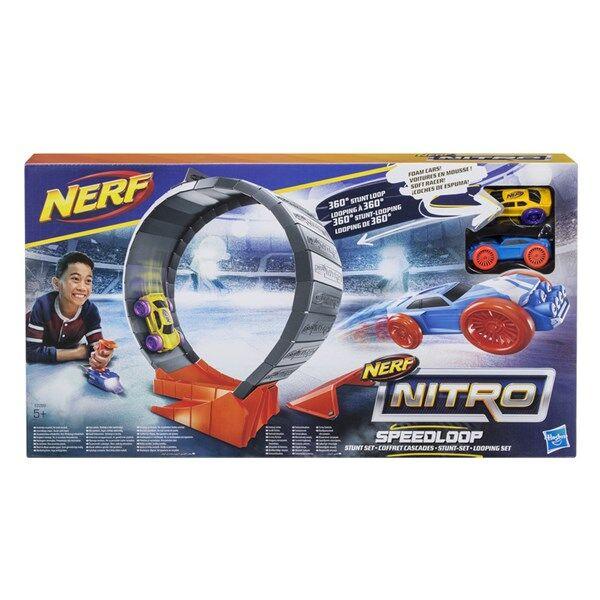 Nitro Speed Loop Stunt Set, Nerf