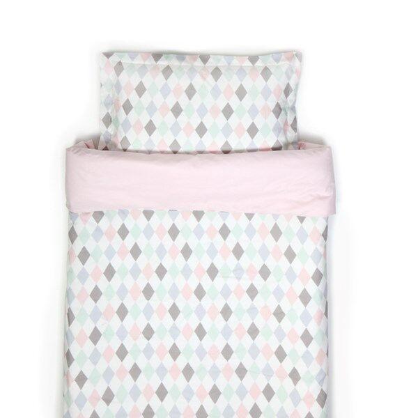 Påslakanset för säng, Harlequin, NG baby