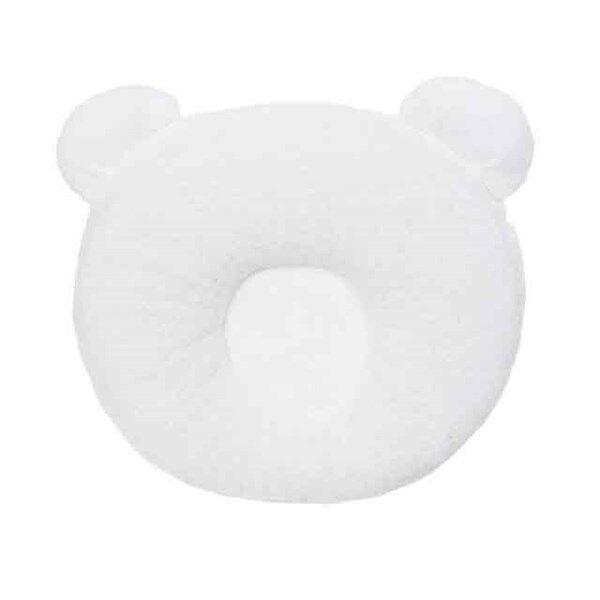 Panda Babykudde, Vit, Candide