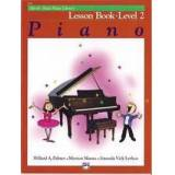Alfred's Basic Piano Course Lesson Book, Bk 2