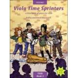 Viola Time Sprinters + CD
