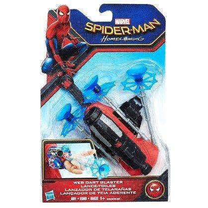 Spiderman, Web dart blaster, Marvel