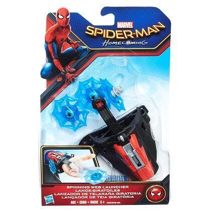 Spiderman, Spinning Web Launcher, Marvel