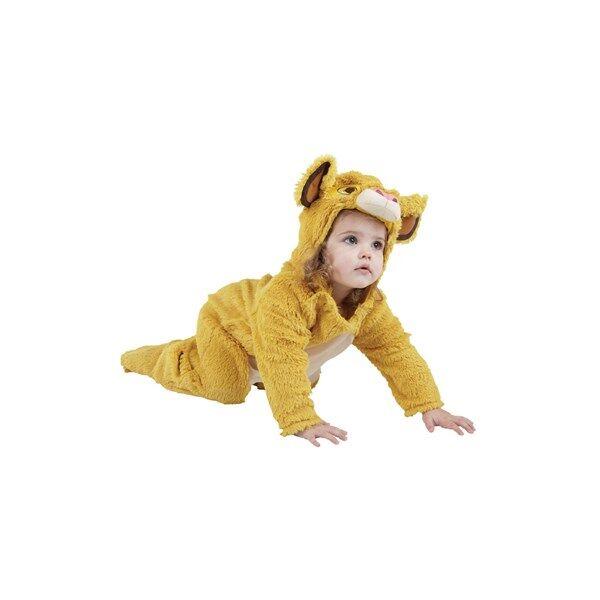 Maskeraddräkt Simba Furry