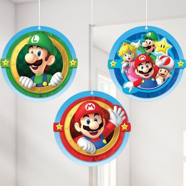 Koriste Super Mario 3-pakkaus