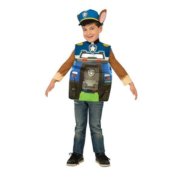 Candy Maskeraddräkt, Chase Rideon Candy Catcher, Paw Patrol