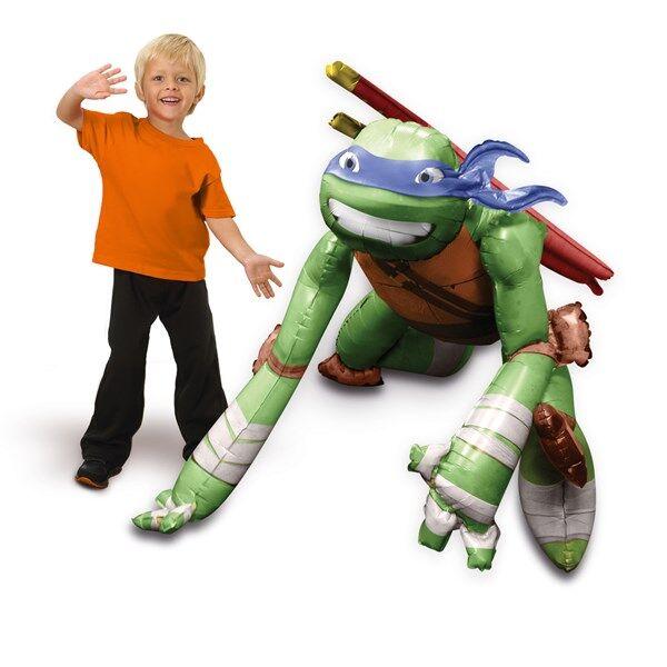 Air Walker, Ballong, Leonardo, 111 cm, Ninja Turtles