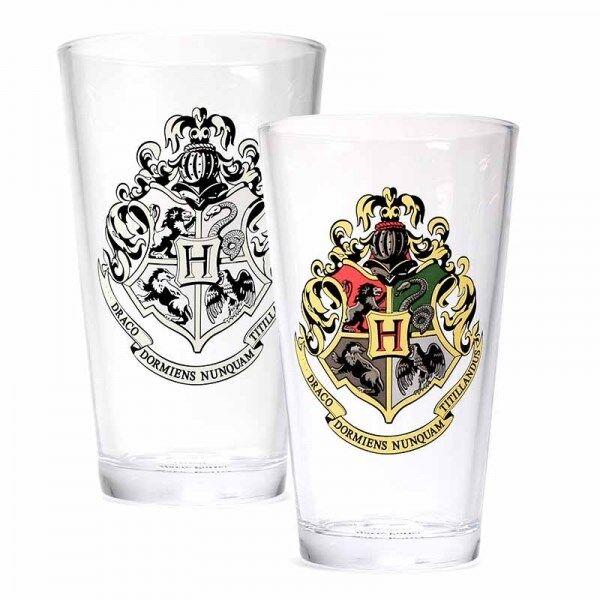 Harry Potter Hogwarts Väriävaihtava Lasi