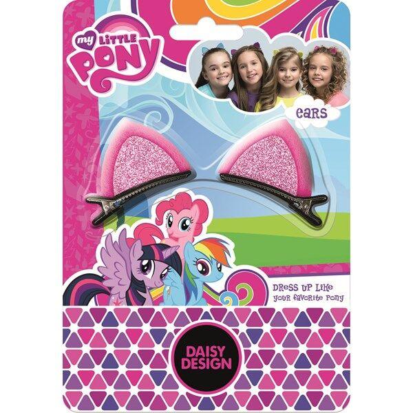 Öron på hårspännen, Rosa, My Little Pony