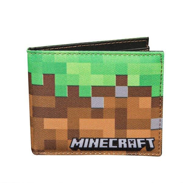 Minecraft Dirt -lompakko