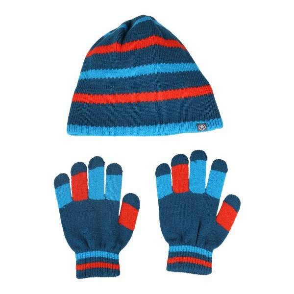 Dahl Möss-set, Moroccan Blue, Color Kids, strl 52