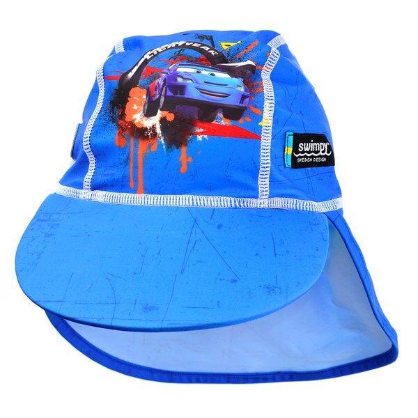 UV-Hatt Cars, Blå, Swimpy