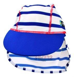 UV-hattu Sealife, sininen, Swimpy (1-2 vuotta)