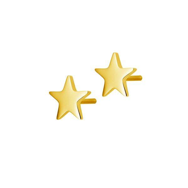 Edblad Sirius Örhängen Gold