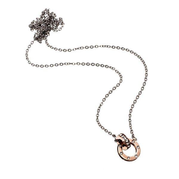 Edblad Ida Halsband mini rose gold
