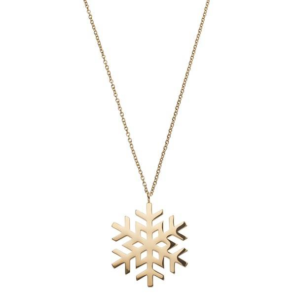 Edblad Winter Halsband Large Gold