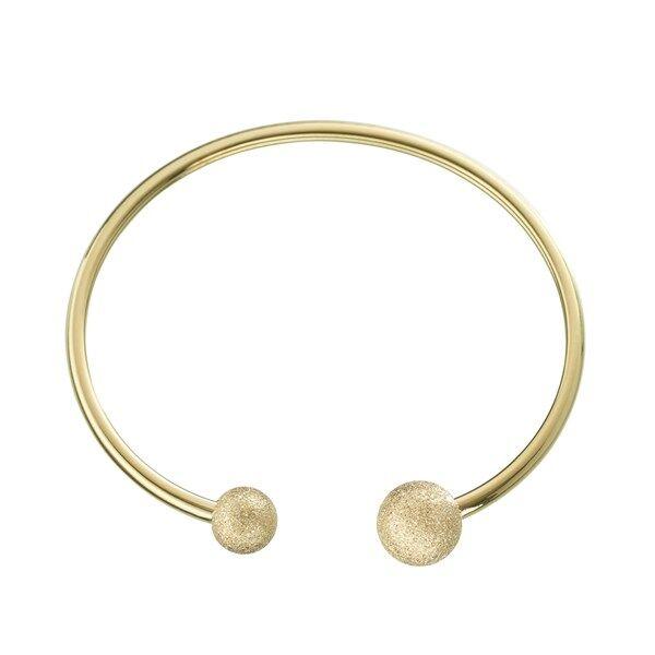 Edblad Atom Armband Glittering Gold