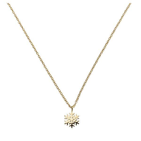 Edblad Winter Halsband Small Gold