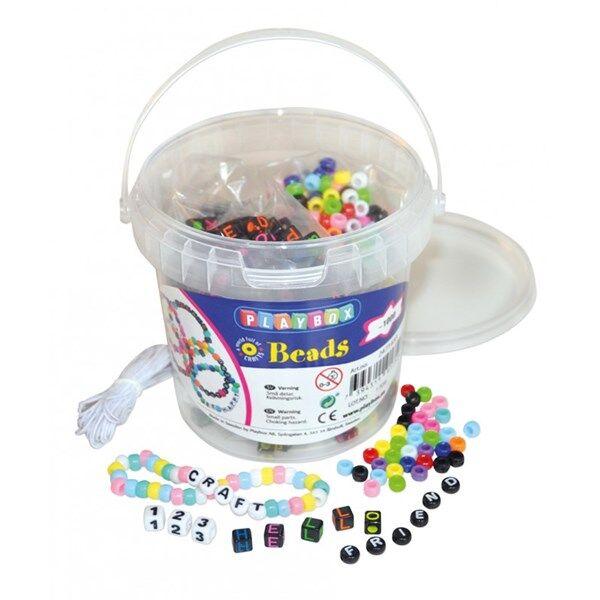 Playbox, Aakkoshelmet purkissa, noin 1000 kpl
