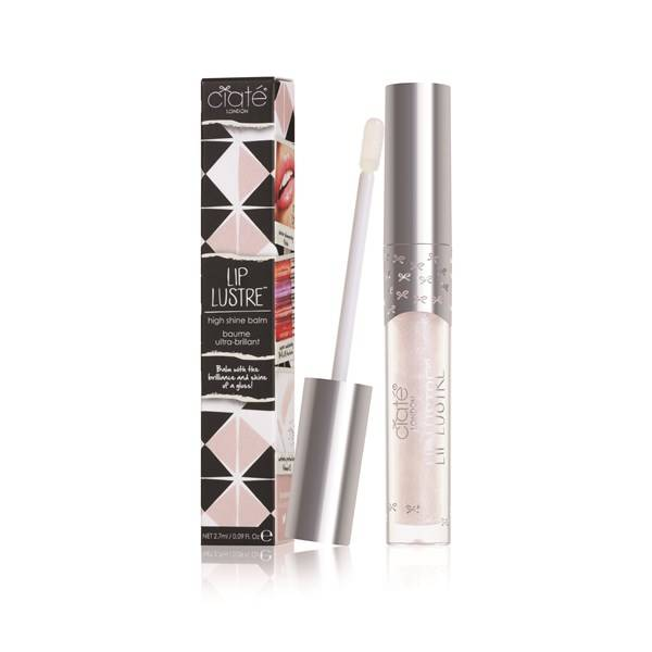 Ciaté Lip Lustre Conditioning Lip Gloss - Truth (Clear)
