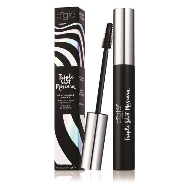 Ciaté Triple Shot Volumising Mascara - Triple Black