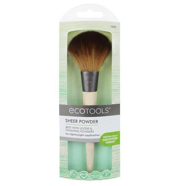 Ecotools Sheer Powder Brush Meikkisivellin