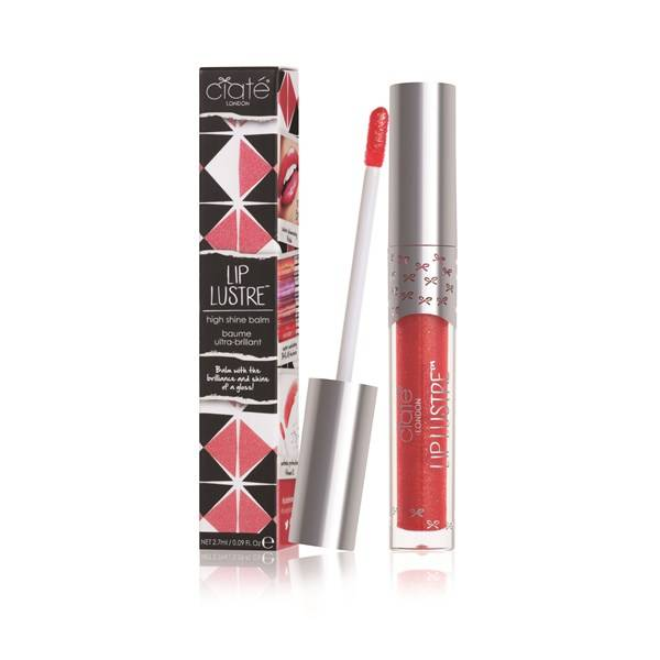 Ciaté Lip Lustre Conditioning Lip Gloss - Wildfire (Red)