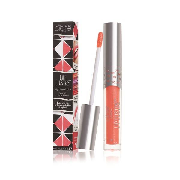 Ciaté Lip Lustre Conditioning Lip Gloss - Summer Love (Coral)