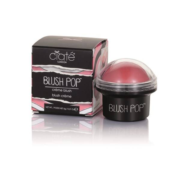 Ciaté Blush Pop Creme Blush 6g - Tantalize (Deep Rose)