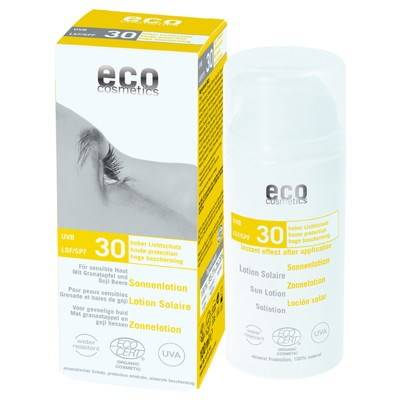 Eco Cosmetics Sollotion Goji Granat SPF30 100ml EKO