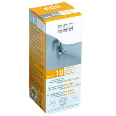 Eco Cosmetics Aurinkovoide Spf10 75ml EKO