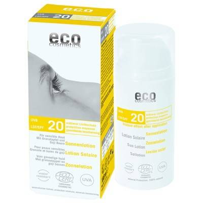 Eco Cosmetics Sollotion Goji Granat SPF20 100ml EKO
