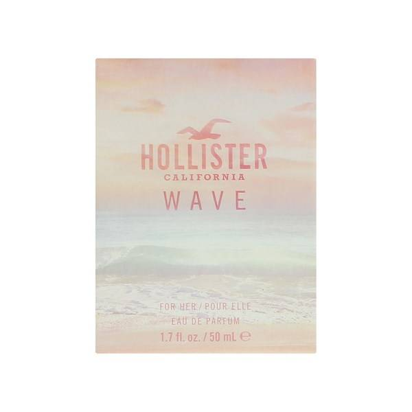 Hollister Wave For Her Edp Spray 50ml