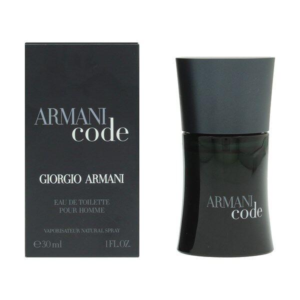 Image of Giorgio Armani Code Pour Homme Edt Spray 30ml