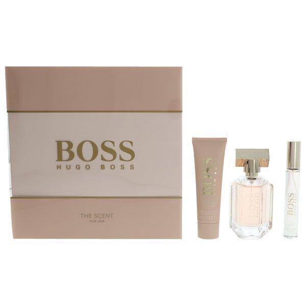 Boss Hugo Boss The Scent For Her Giftset x3
