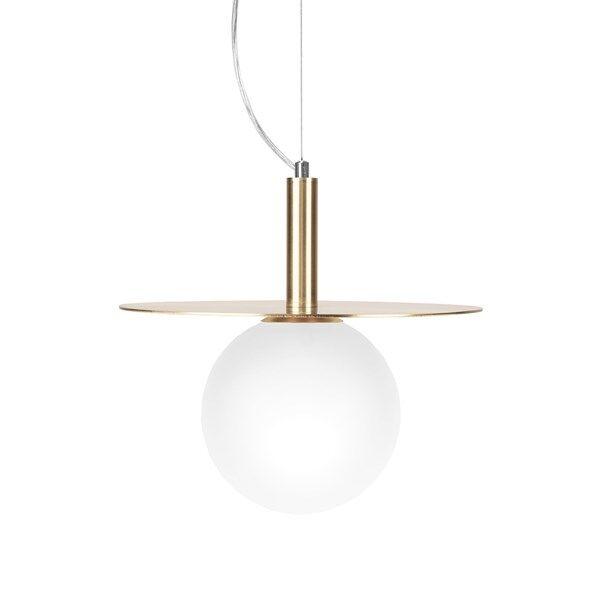 Image of ART Globen Lighting Art Deco Taklampa D: 35 cm Mässing
