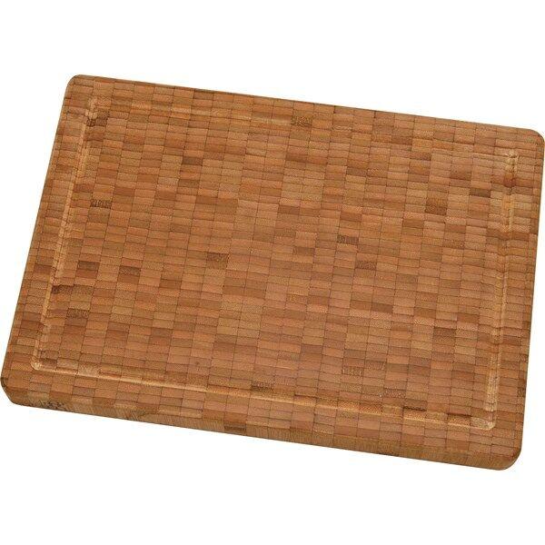 Zwilling Leikkuulauta Keskikokoinen 35.5x30x25 cm Bambu