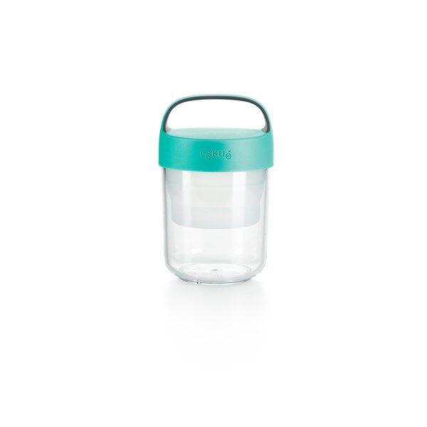 Lékué Jar To Go 400 ml Turkos