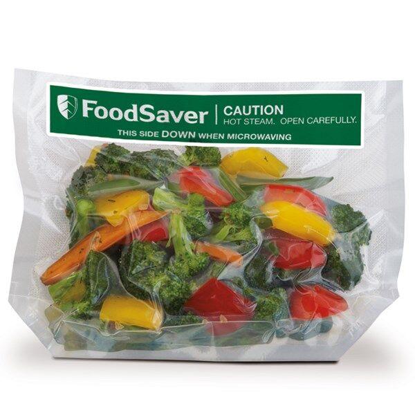 FoodSaver Pakastin- ja Mikropussit