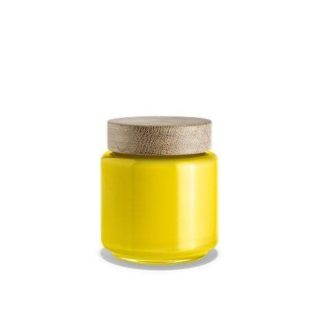 Holmegaard Palet Säilytyspurkki 0.5 L Lasi Keltainen