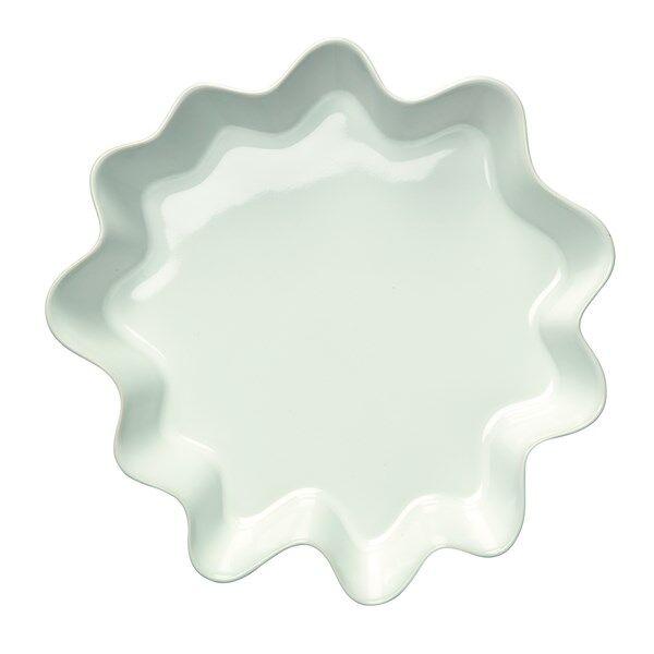 Rörstrand Höganäs Keramik Piirakkavuoka 2 L Valkoinen