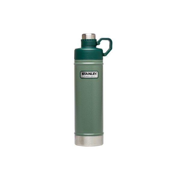 Stanley Classic Vacuum Vattenflaska 0.75L Grön