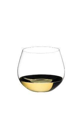 Riedel The O Wine Tumbler Ekfatslagrat Chardonnay Vinglas 2-pack Klar