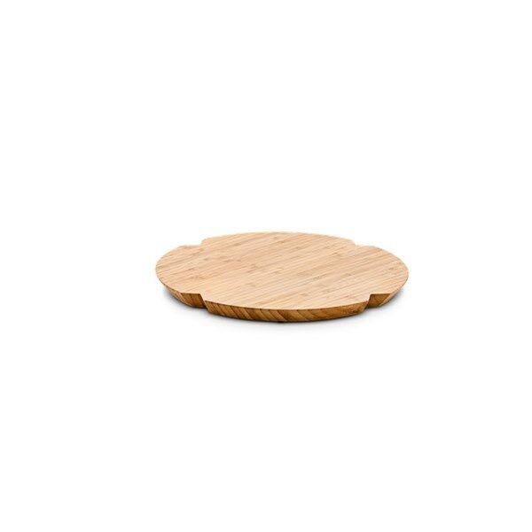 Rosendahl Grand Cru Juustotarjotin Pyöreä 30 cm Bambu