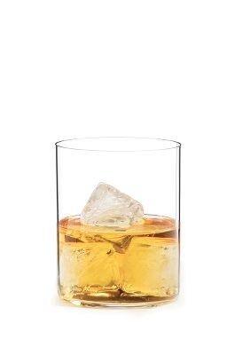 Riedel The O Wine Tumbler Whiskyglas 2-pack Klar