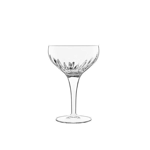 Luigi Bormioli Mixology Cocktailglas 4-pack 22.5 cl Klar