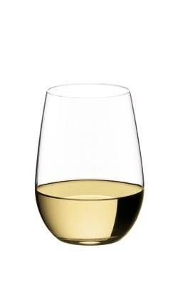 Riedel The O Wine Tumbler Riesling/Sauvignon Blanc 2-pack Klar